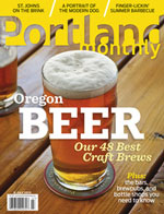 Dr. Morrison was  featured in the July 2010 Issue of Portland Monthly